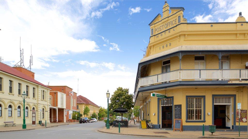 Maryborough mostrando escenas urbanas, elementos del patrimonio y patrimonio de arquitectura