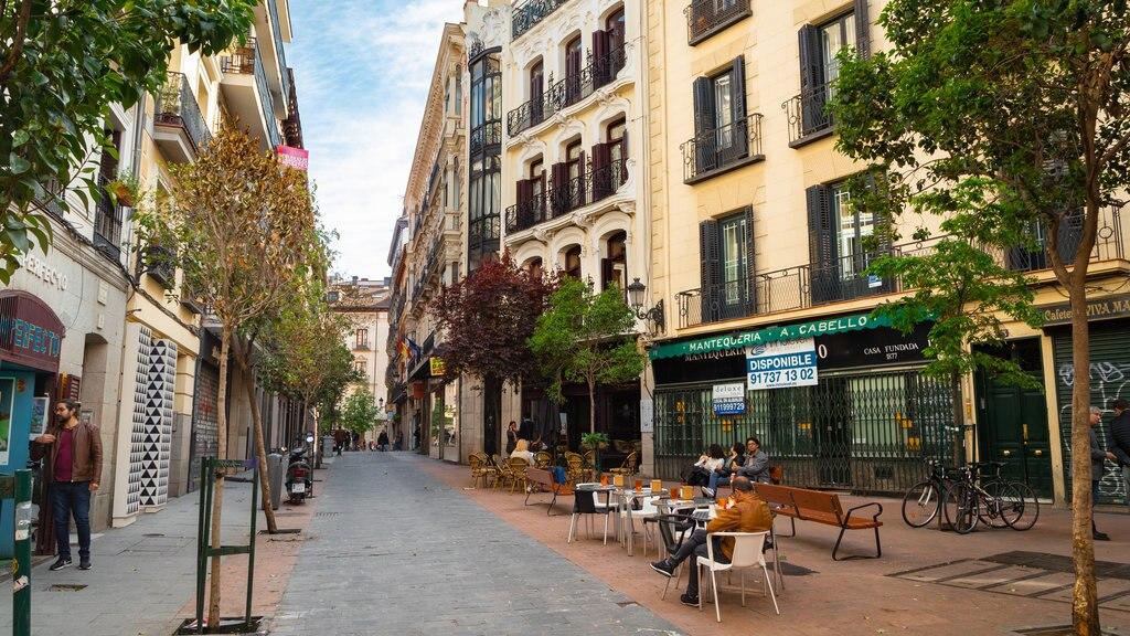 Altstadt in Madrid - Tourism Media