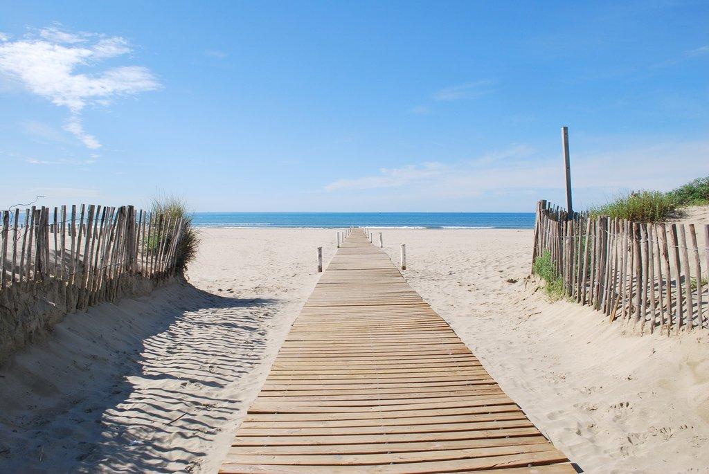 Montpellier plage
