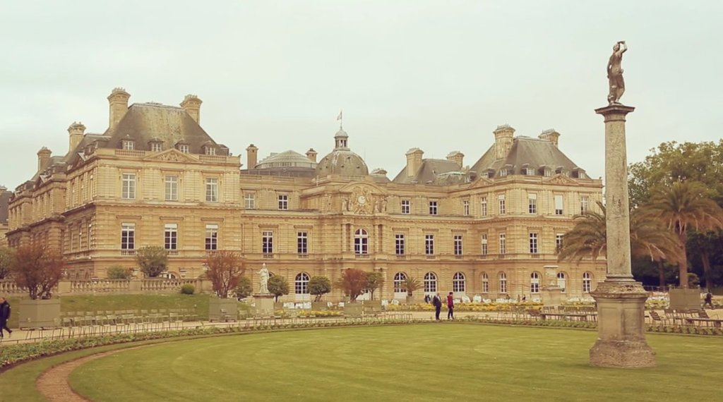 Les Promenades D Aurelia Jardin Du Luxembourg Explore Par Expedia