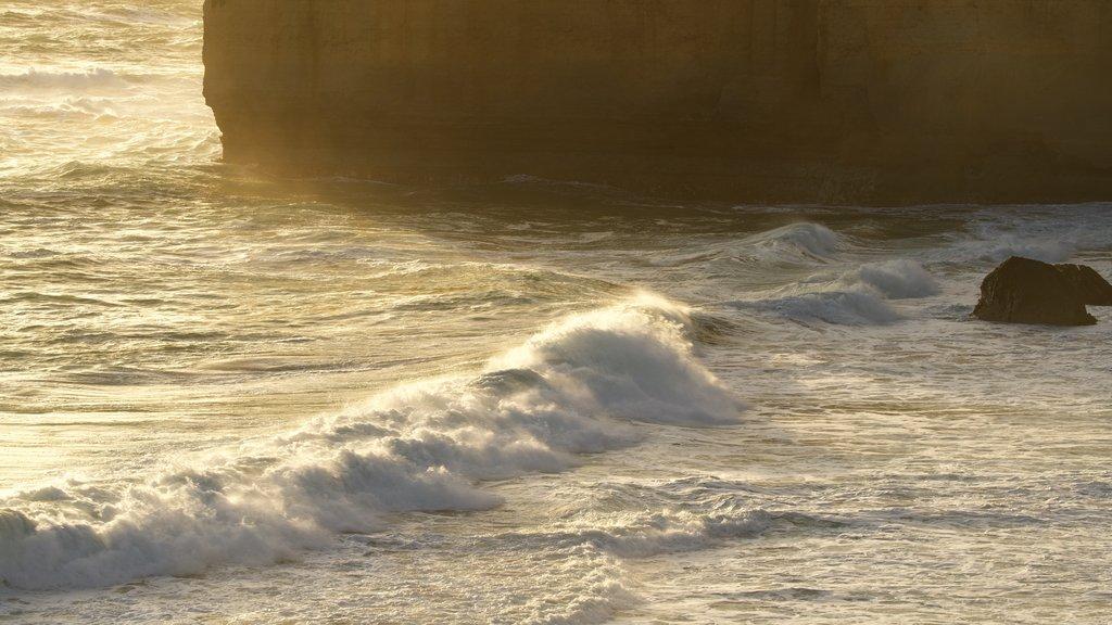 Southwest Victoria ofreciendo olas