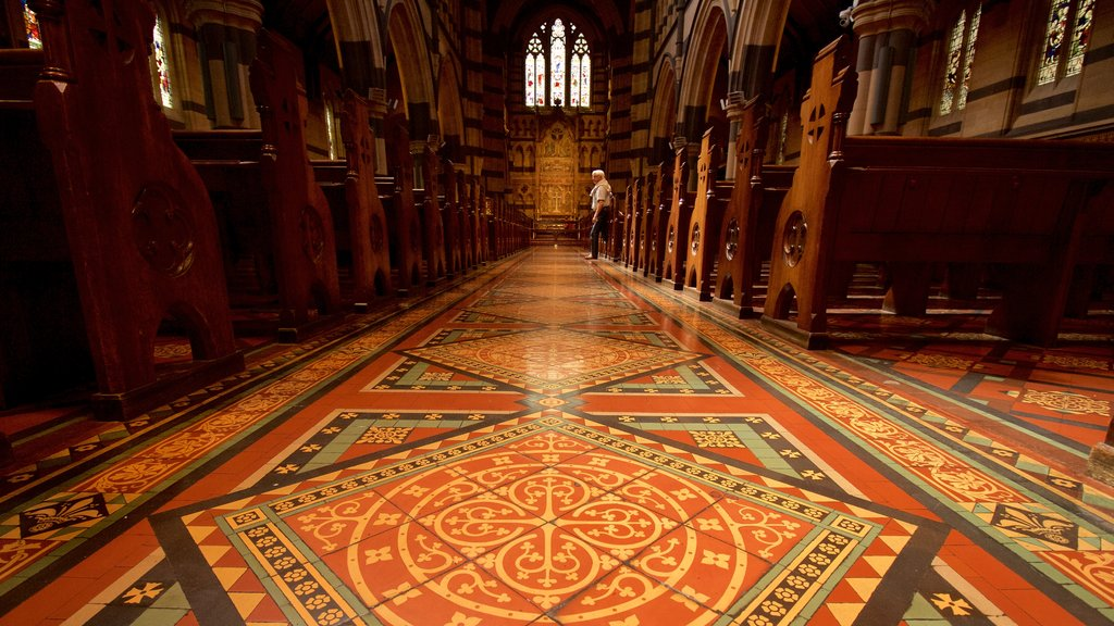 St Paul\'s Cathedral which includes heritage architecture, interior views and a church or cathedral