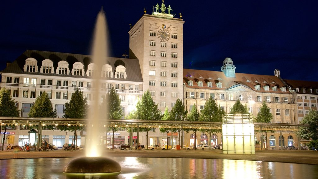 Augustplatz in Leipzig - Tourism Media