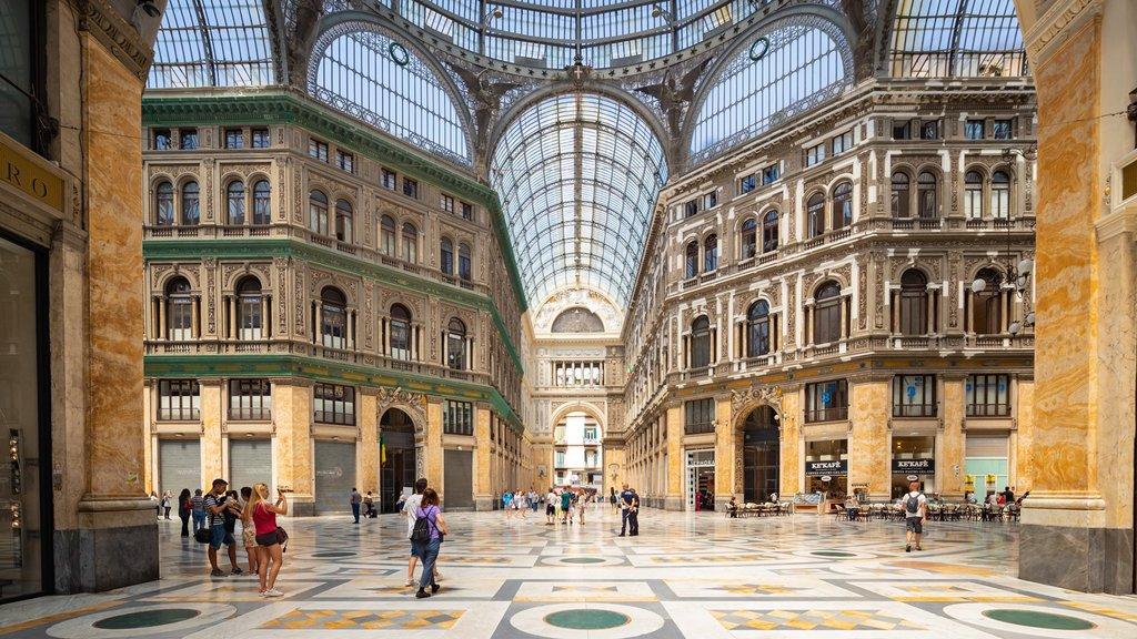 Galleria Umberto I in Neapel - Tourism Media