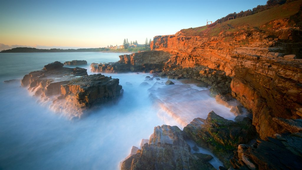 Northern Rivers which includes rocky coastline as well as a large group of people