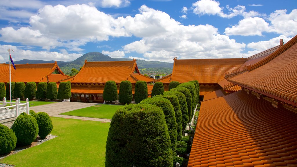 Nan Tien Temple featuring a temple or place of worship
