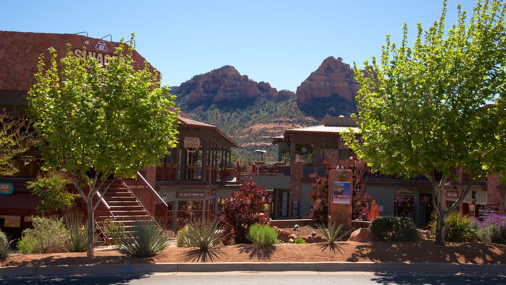 Sedona showing tranquil scenes