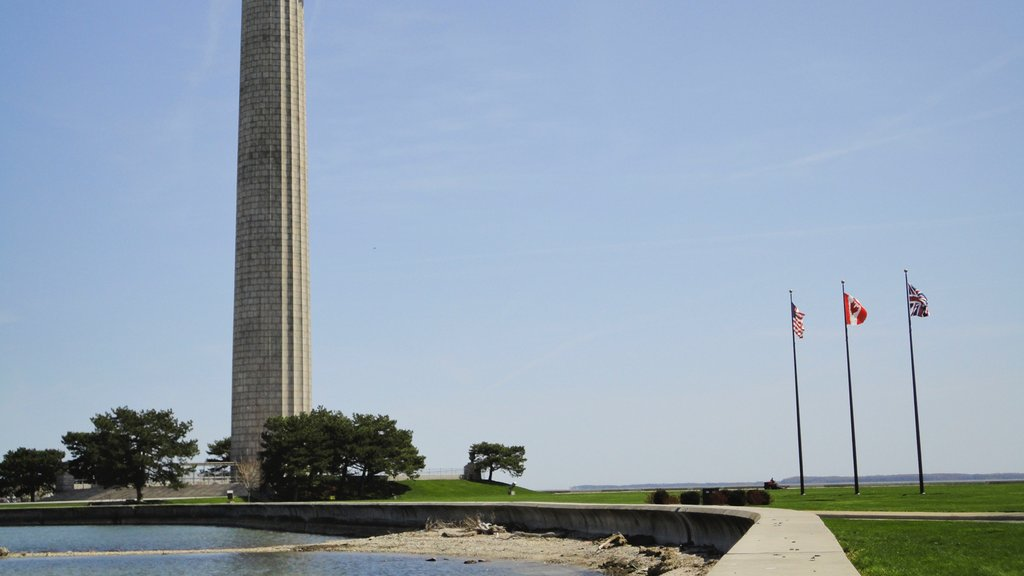 Perry\'s Victory and International Peace Memorial