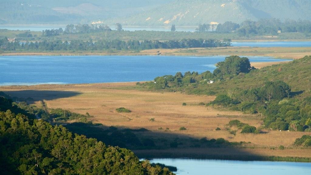 Parque Nacional Wilderness mostrando un lago o abrevadero, escenas tranquilas y vistas de paisajes