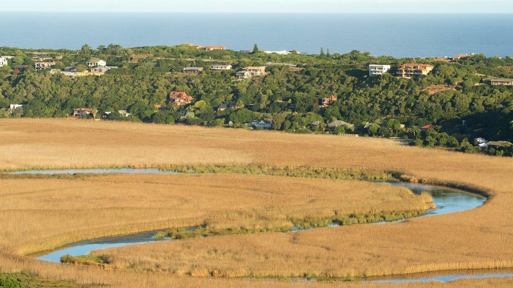 Parque Nacional Wilderness mostrando un río o arroyo y un parque
