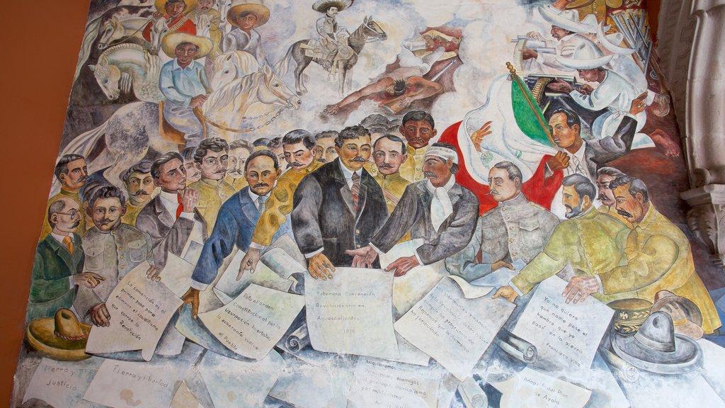 Aguascalientes Government Palace