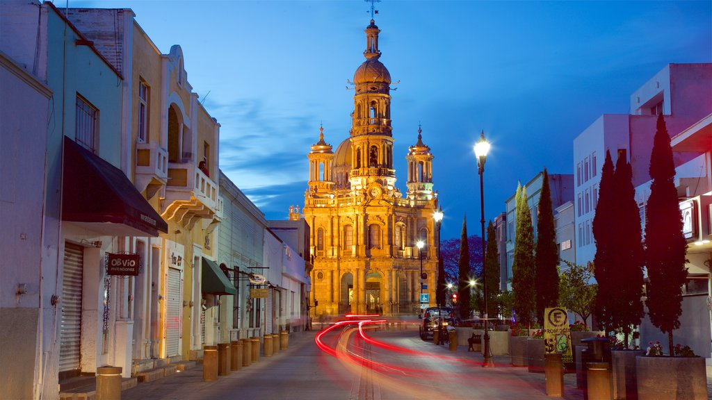 Plaza en Aguascalientes