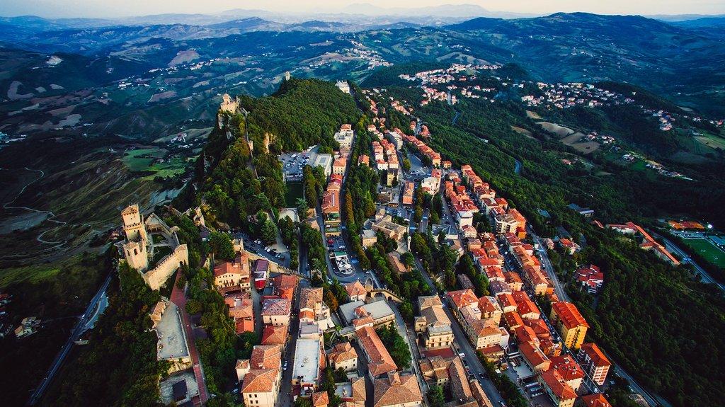 San Marino cosa vedere: le Tre Torri