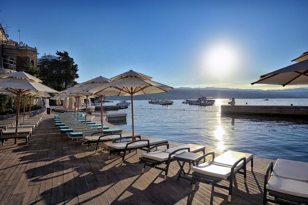 Abbazia Croazia Spiagge: Hotel Royal Opatija