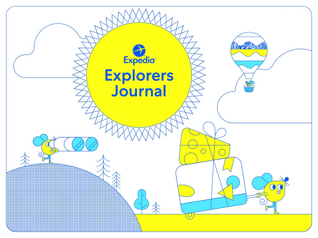 Expedia Explorers Journal