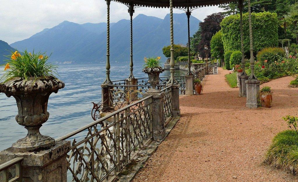 Cosa vedere a Como: ville settecentesche