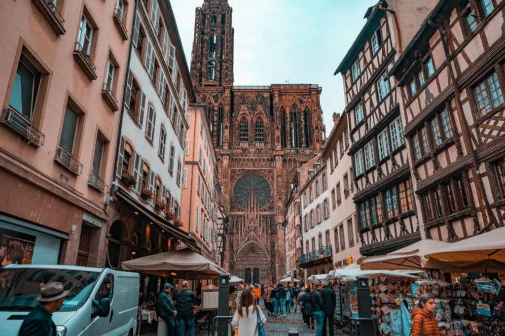 Cosa vedere a Strasburgo: cattedrale