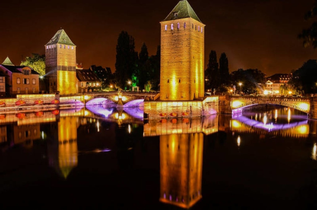 Cosa vedere a Strasburgo: ponti coperti e diga
