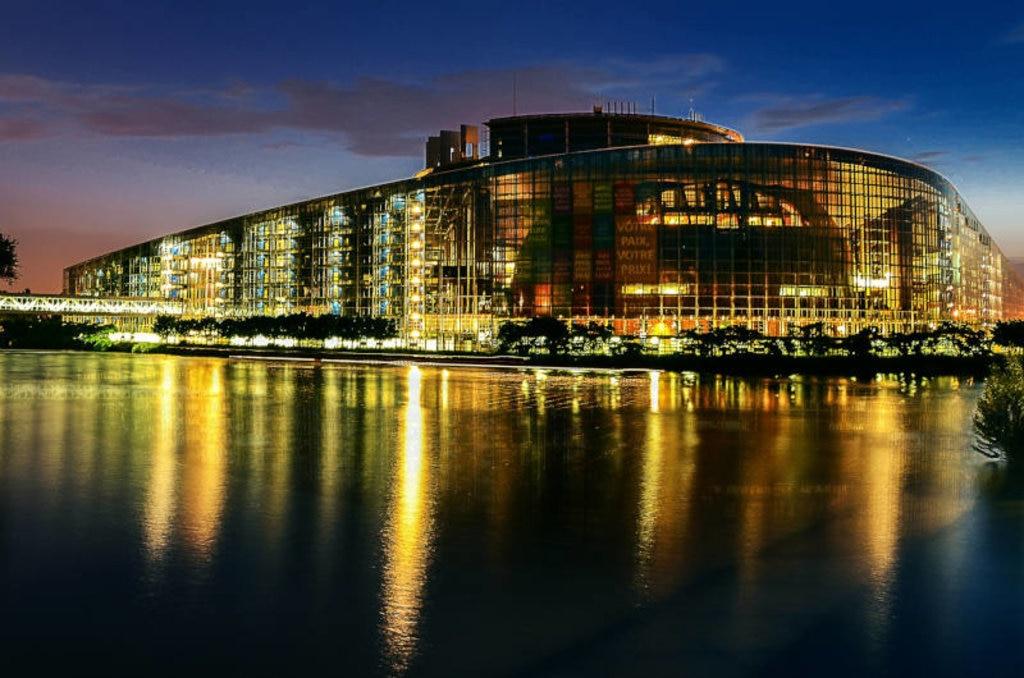 Cosa vedere a Strasburgo: Parlamento europeo