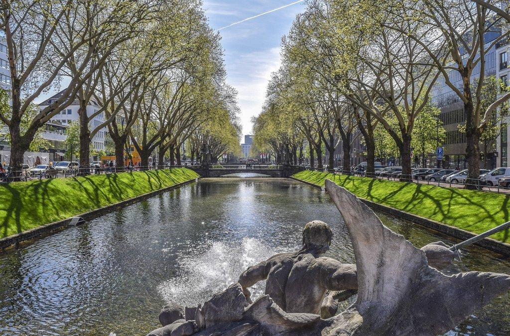 Cosa vedere a Dusseldorf: Königsallee