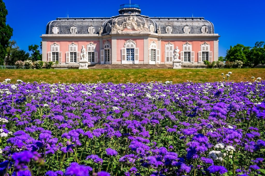 Cosa vedere a Dusseldorf: Castello Benrath