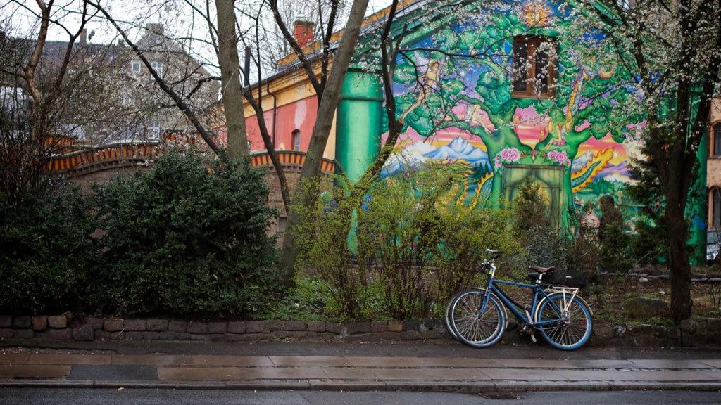 christiania tour bicicletta
