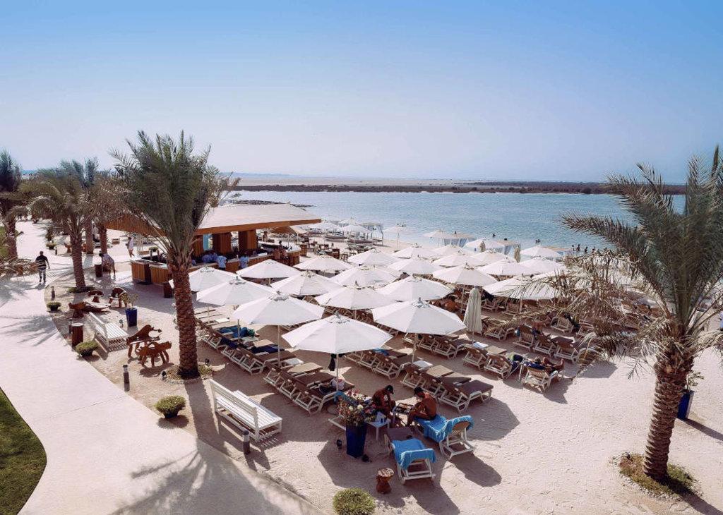 Mare Abu Dhabi, le spiagge più belle: Isola di Yas