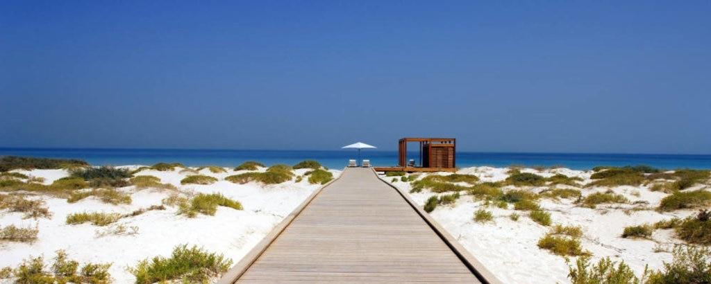 Mare Abu Dhabi, le spiagge più belle: Saadiyat