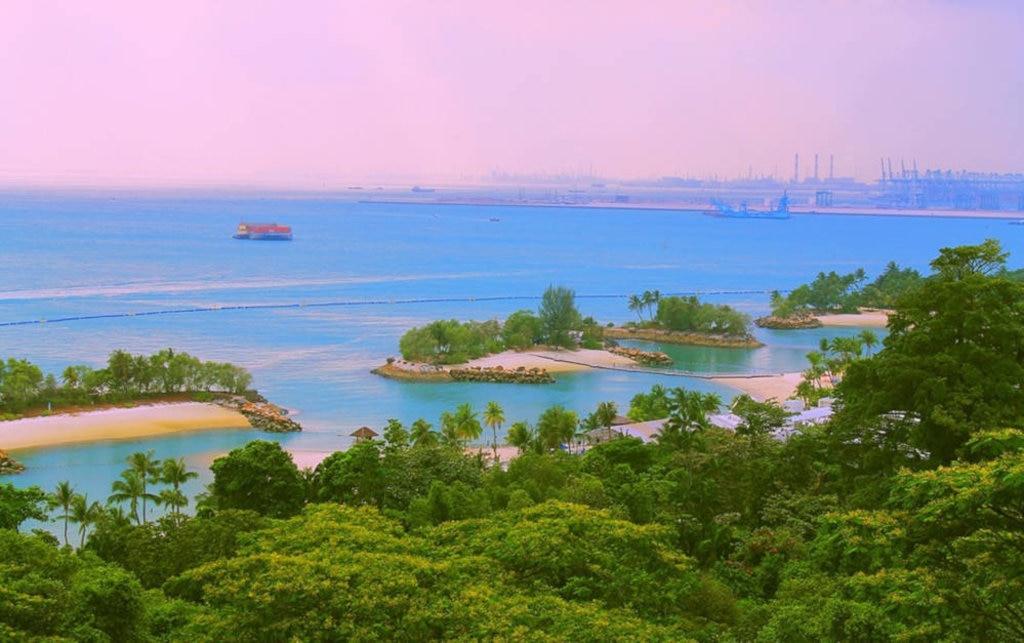 Mare a Singapore: le 10 spiagge più belle Palawan beach