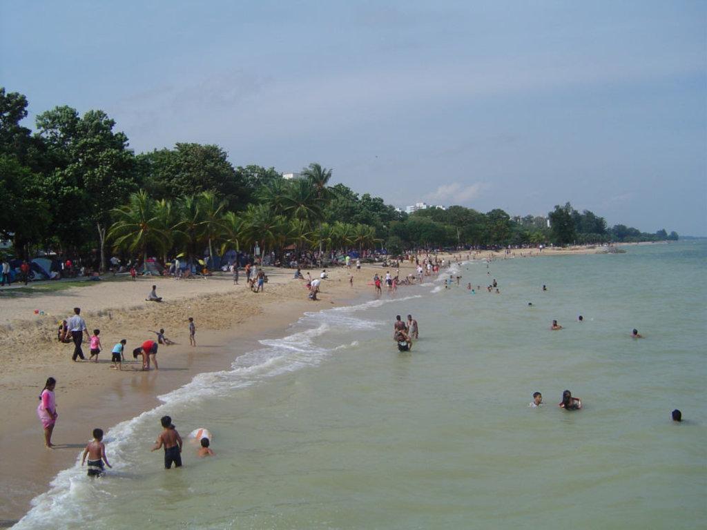 Mare a Singapore: le 10 spiagge più belle East Coast Park