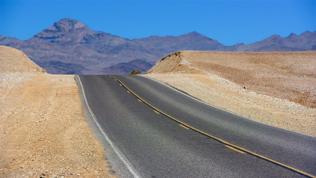 Death Valley featuring tranquil scenes