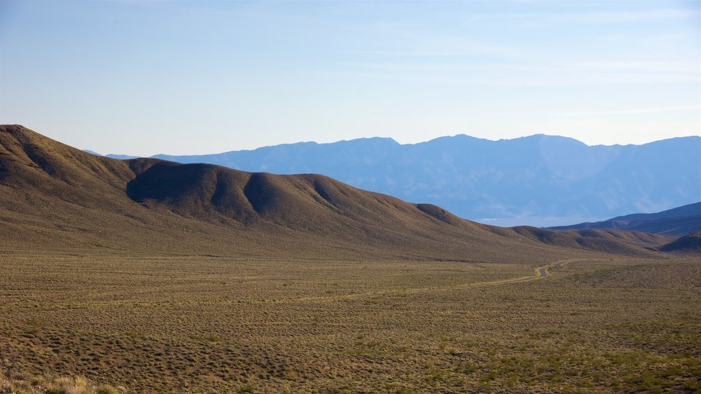 Death Valley featuring tranquil scenes and landscape views