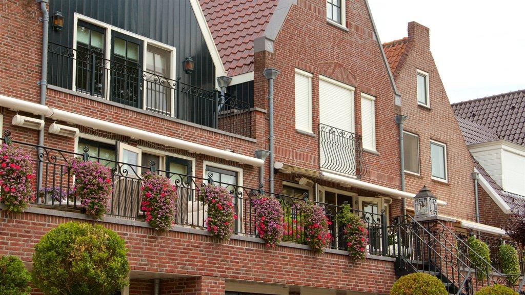 Volendam featuring a house