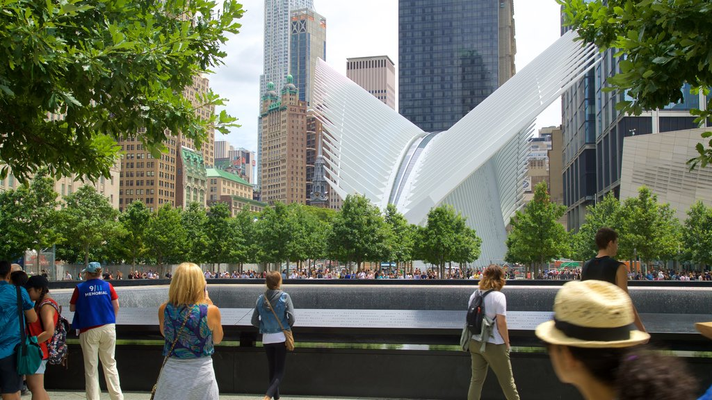 The National September 11 Memorial