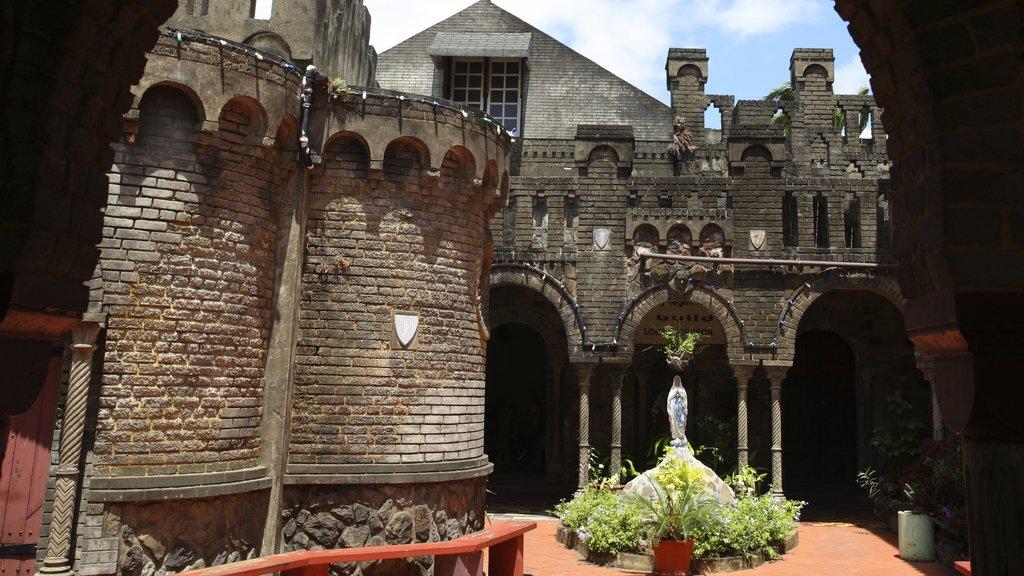 San Vicente y las Granadinas ofreciendo elementos del patrimonio
