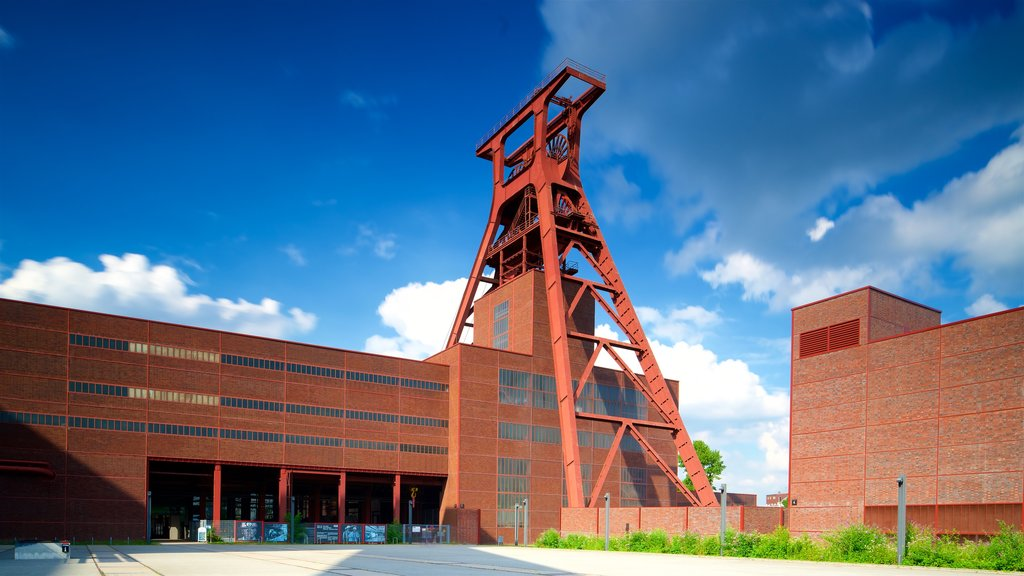 Zollverein Coal Mine World Heritage Site
