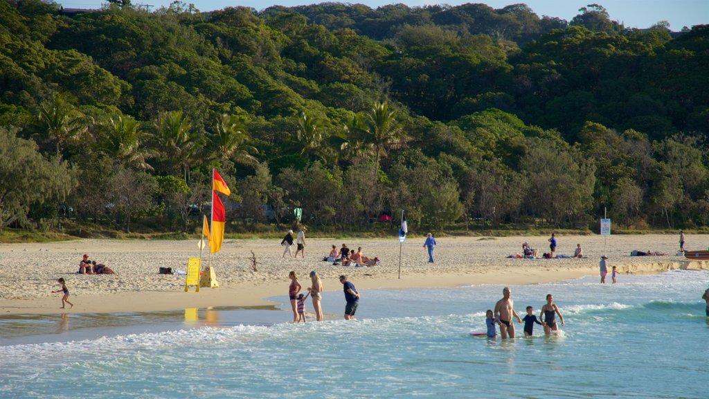 Cylinder Beach
