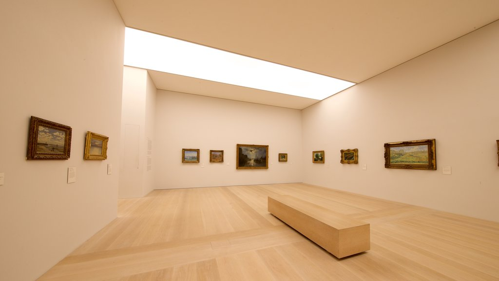Kunsthalle Bremen which includes art and interior views