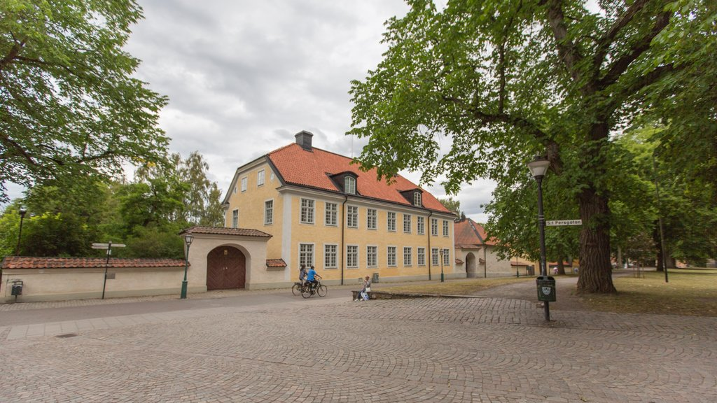 Linkoping which includes a square or plaza