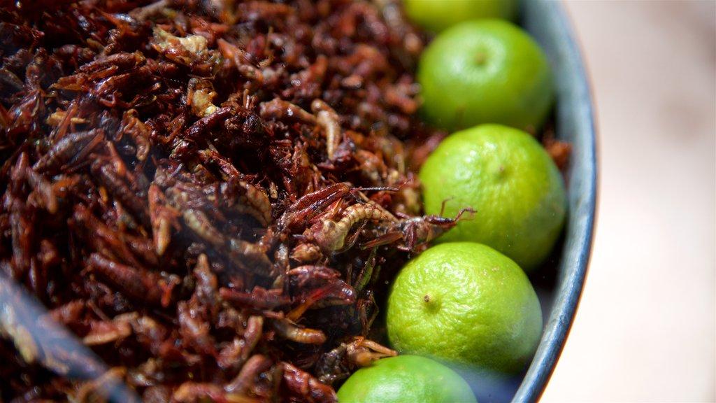 Puebla que incluye comida