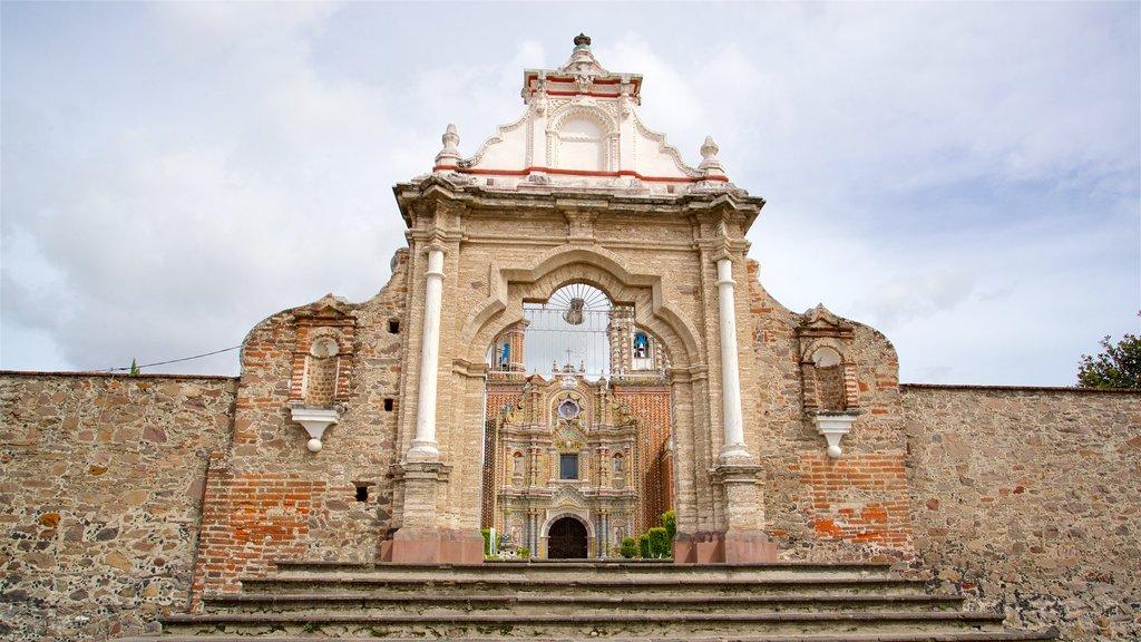 Puebla featuring heritage architecture