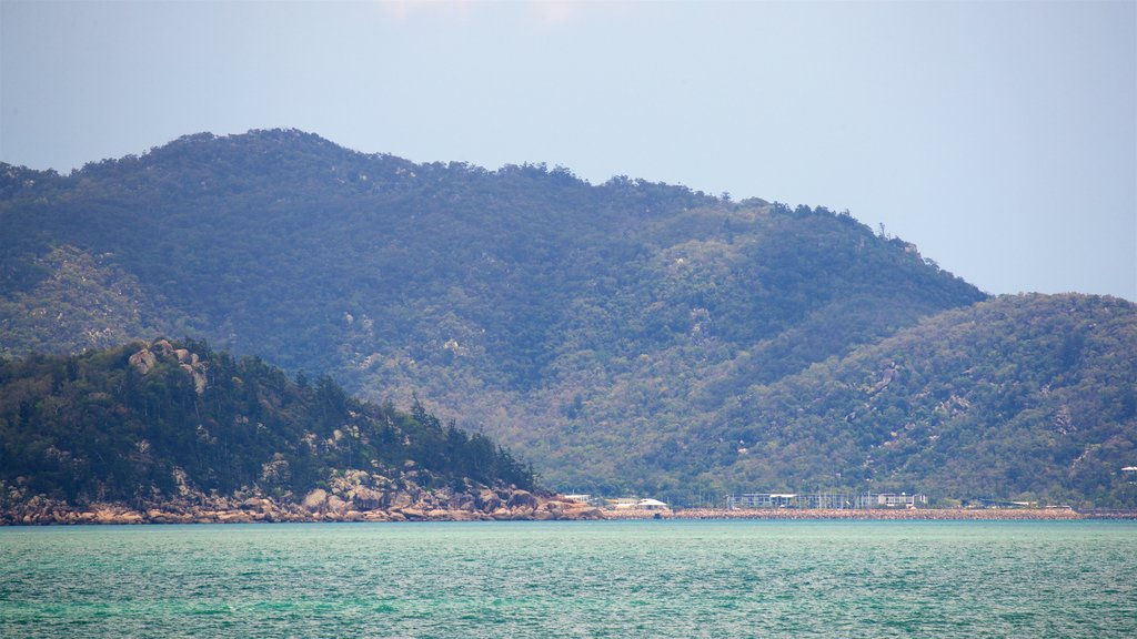 Magnetic Island which includes general coastal views and tranquil scenes