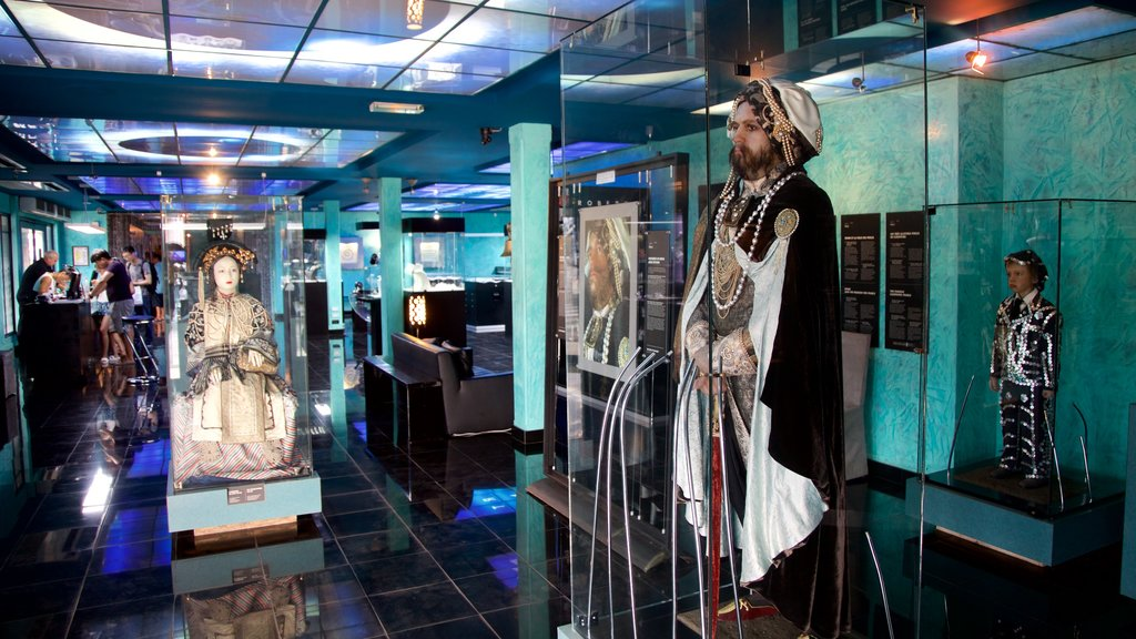 Black Pearl Museum which includes interior views