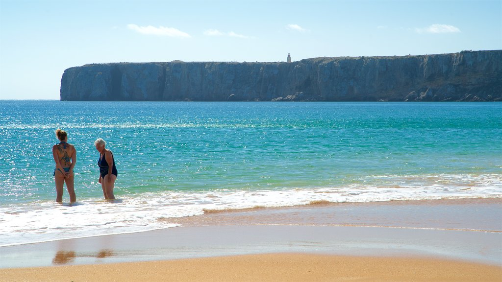 Mareta Beach which includes general coastal views and a beach