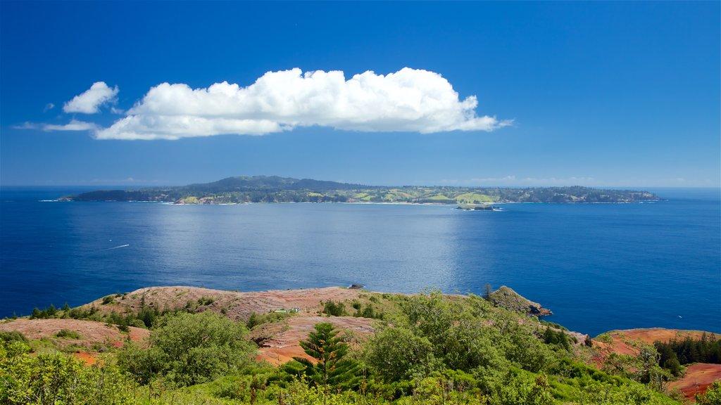 Norfolk Island featuring island views and general coastal views