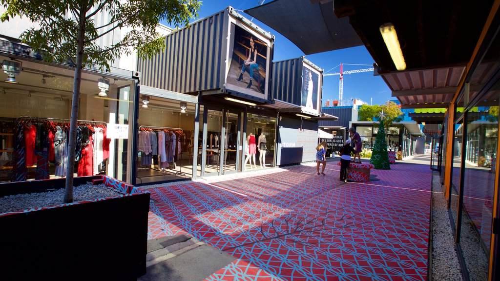 Restart Mall featuring shopping