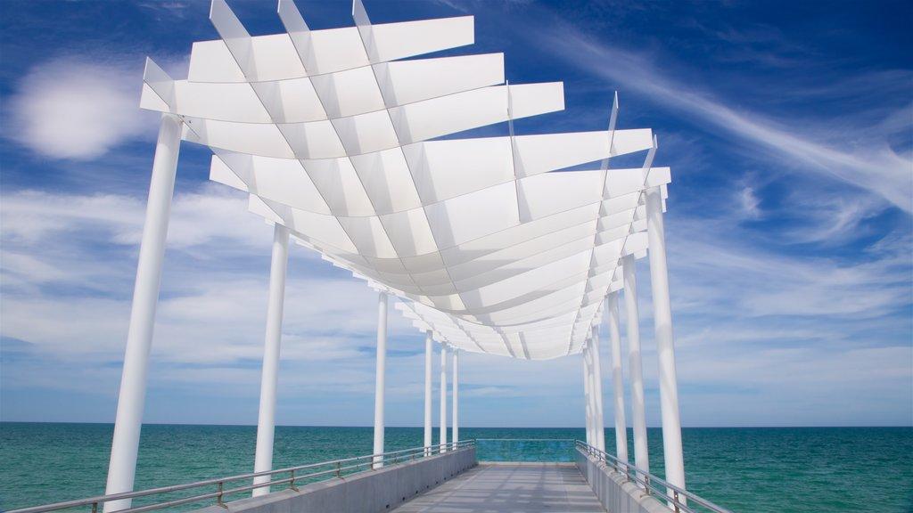 Napier featuring general coastal views