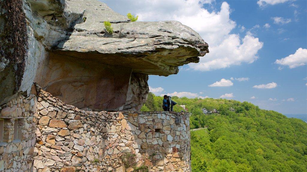 Lookout Mountain mostrando vistas