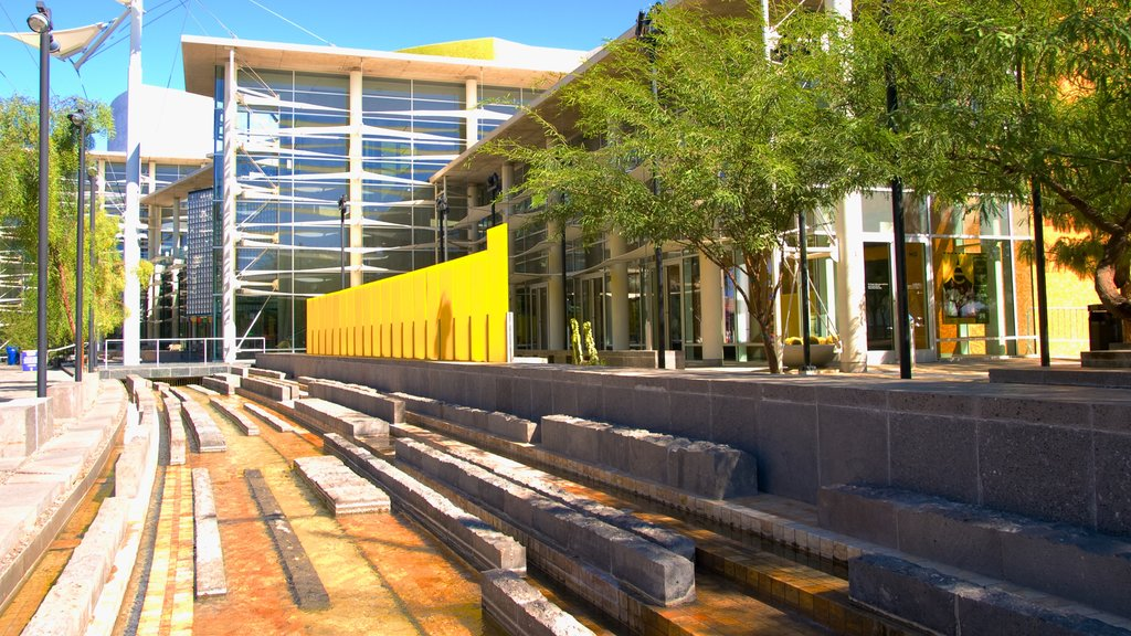 Mesa Arts Center which includes a city