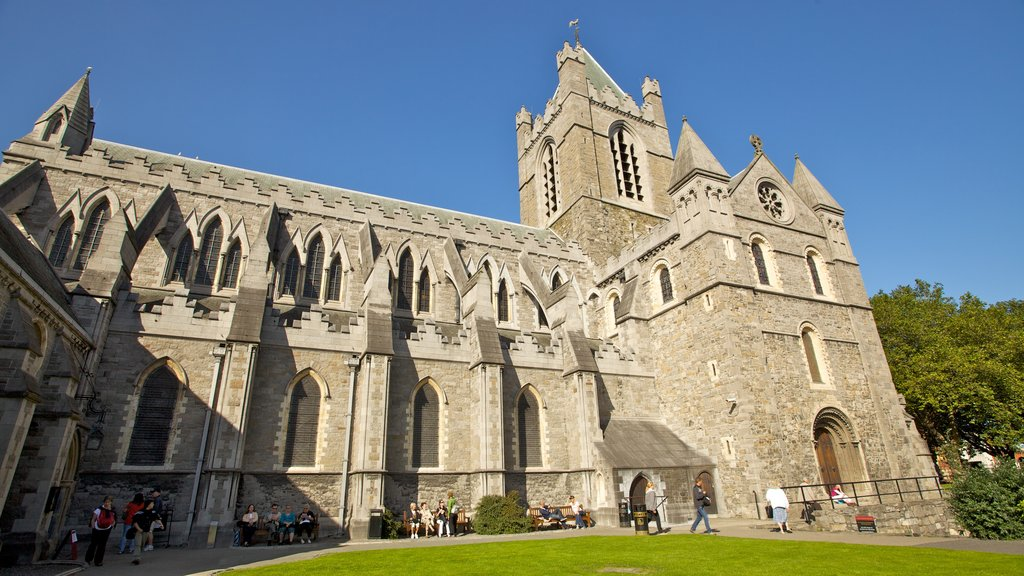 Christ Church Cathedral showing a church or cathedral and heritage architecture